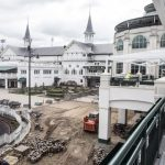 Churchill Downs renovation