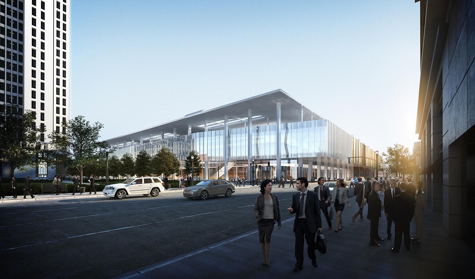 Kentucky International Convention Center