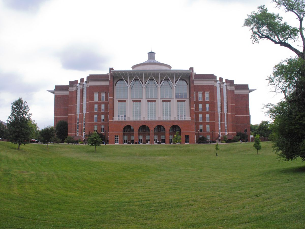 University of Kentucky WT Young Library