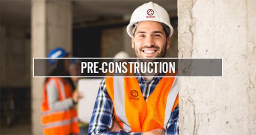 Calhoun Constructs - Pre-Construction
