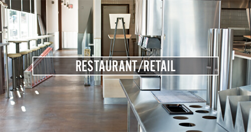 Calhoun Constructs - Restaurant and Retail