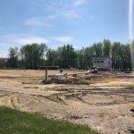 New Albany ball fields