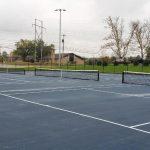 Charlestown High School tennis courts